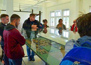 Besuch der Gedenkstätte Neuengamme